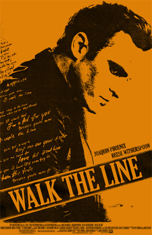 WALK THE LINE | movie poster