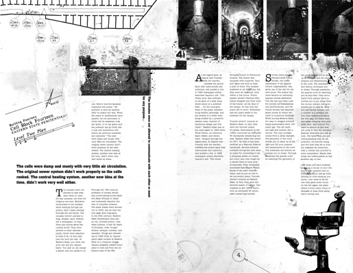 EASTERN STATE PENITENTIARY | brochure design